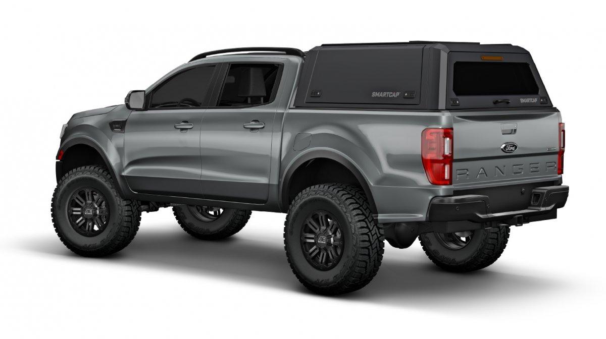 Ford Ranger Smart Cap EV Oa Edition
