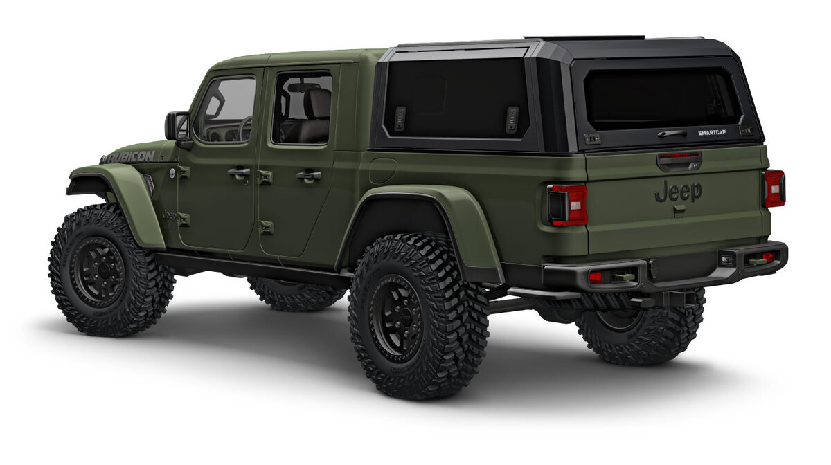 Jeep Gladiator Smart Cap Edition